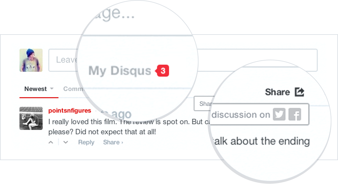 Disqus – Using Disqus