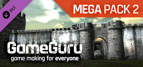 GameGuru Mega Pack 2 free download without registration repack by