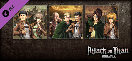 attack on titan wings of freedom pc parche español