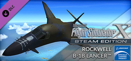 FSX Steam Edition: Rockwell B-1B Lancer™ Add-On cracked download EUR