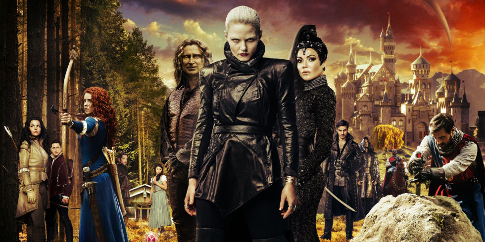 news once upon a time renewed but whole cast leaving