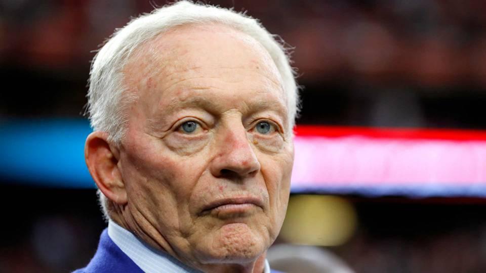 af85e25f7b8a63 Dallas Cowboys owner Jerry Jones behaves like slave owner over NFL ...