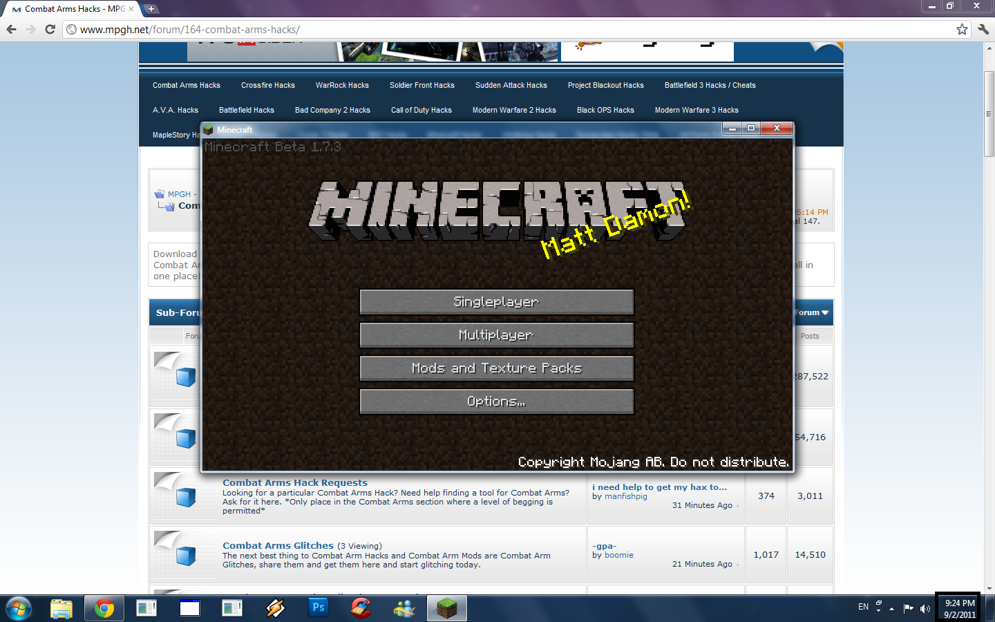 minecraft 1.9.2 team extreme download