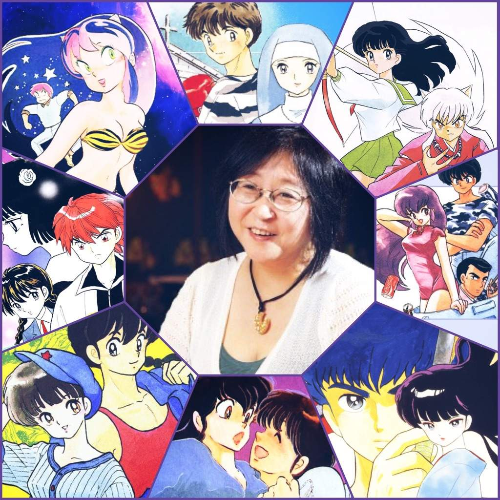 Image result for rumiko takahashi