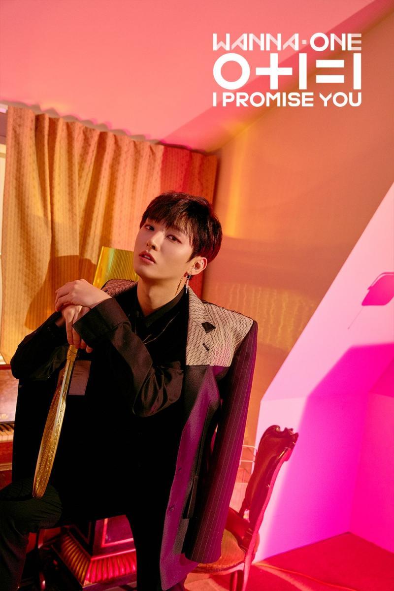 Wanna One Members Profile (Updated!)