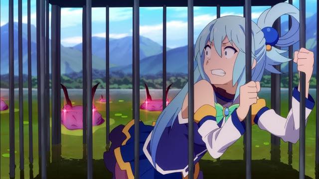 KonoSuba Anime Game Party · Anime Now · Disqus