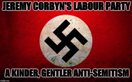 Jeremy Corbyn, A kinder, Gentler Anti Semitism