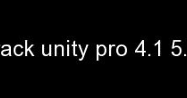 unity3d crack cgpersia