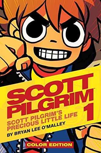 Read\download scott pilgrim (of 6) vol. 1: scott pilgrim's.