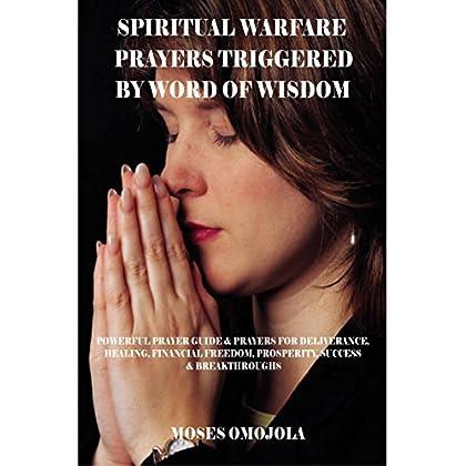 Powerful Spiritual Warfare Prayers