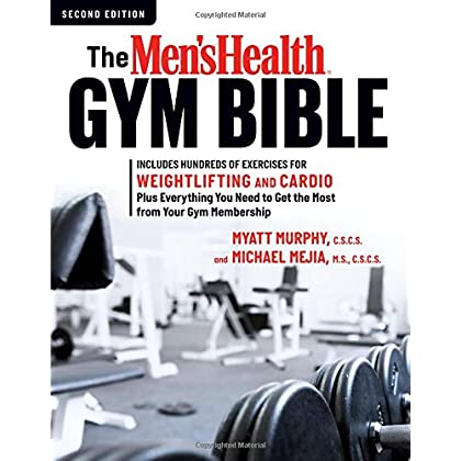 Read The Men S Health Gym Bible 2nd Edition Download Books Online