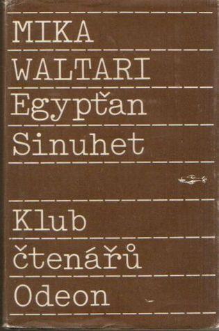 the egyptian mika waltari amazon