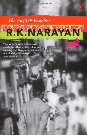The english teacher: amazon. Co. Uk: r. K. Narayan: 9788185986036: books.