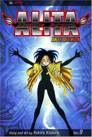 battle angel alita last order manga download