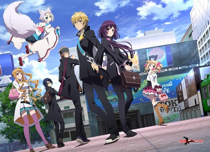 Recommendation Top 10 Action Romance Animes Anime For The People
