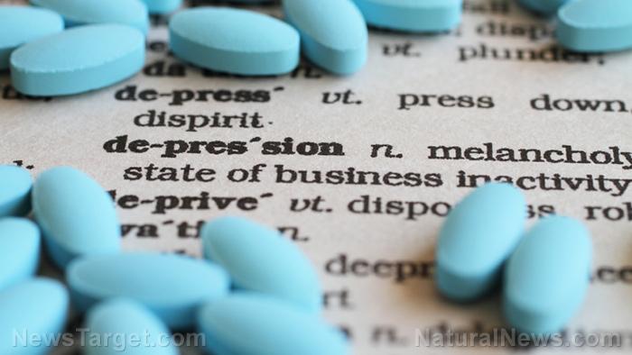 Depression is a symptom of nutrient deficiency
