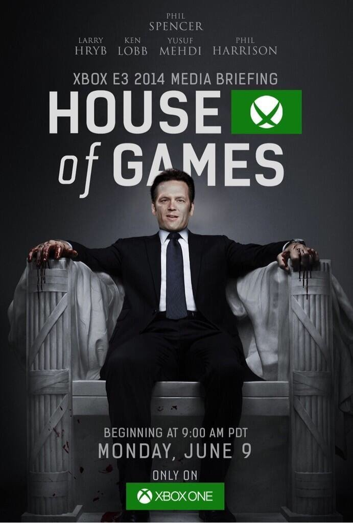 Spencer E3 2014 House of Games Parody
