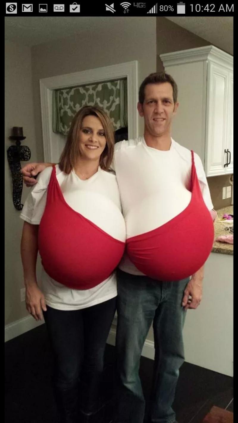 Très bien le top ultime des déguisements de Halloween pour femme enceinte #GA_04