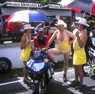 Paddock girls Original