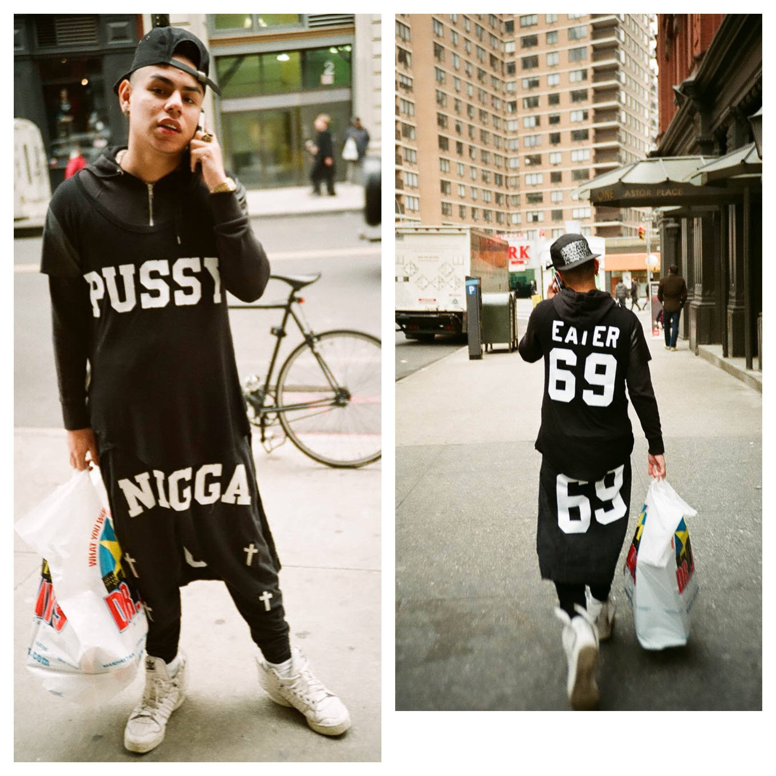 Shorts over joggers? : streetwear