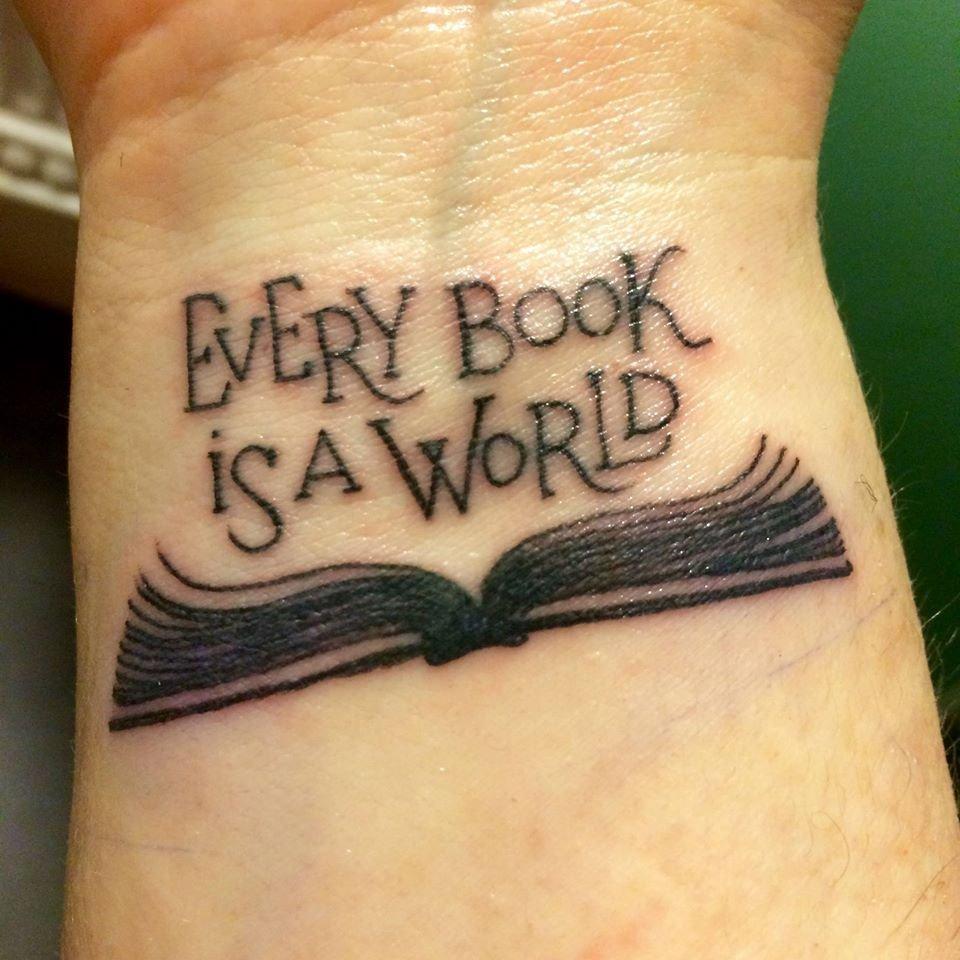 Tattoo Quotes Literary: Literary Tattoos On Pinterest