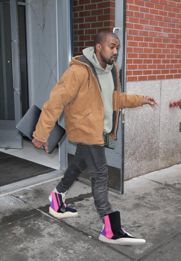Adidas Yeezy Duck Boots