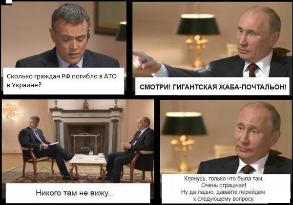 """Российская """"гибридная"""" агрессия в Украине превратилась в дорогостоящий тупик, поэтому потребовалось переключить внимание россиян на Сирию, - американский сайт Politico - Цензор.НЕТ 3463"""