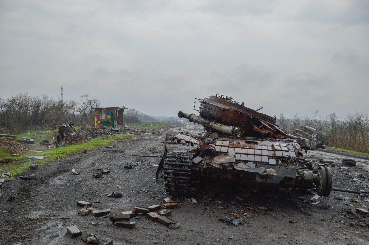 украина танки горят фото составе