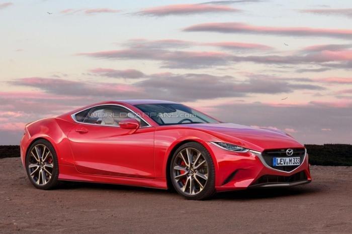 New Mazda Sports Car - New sports cars
