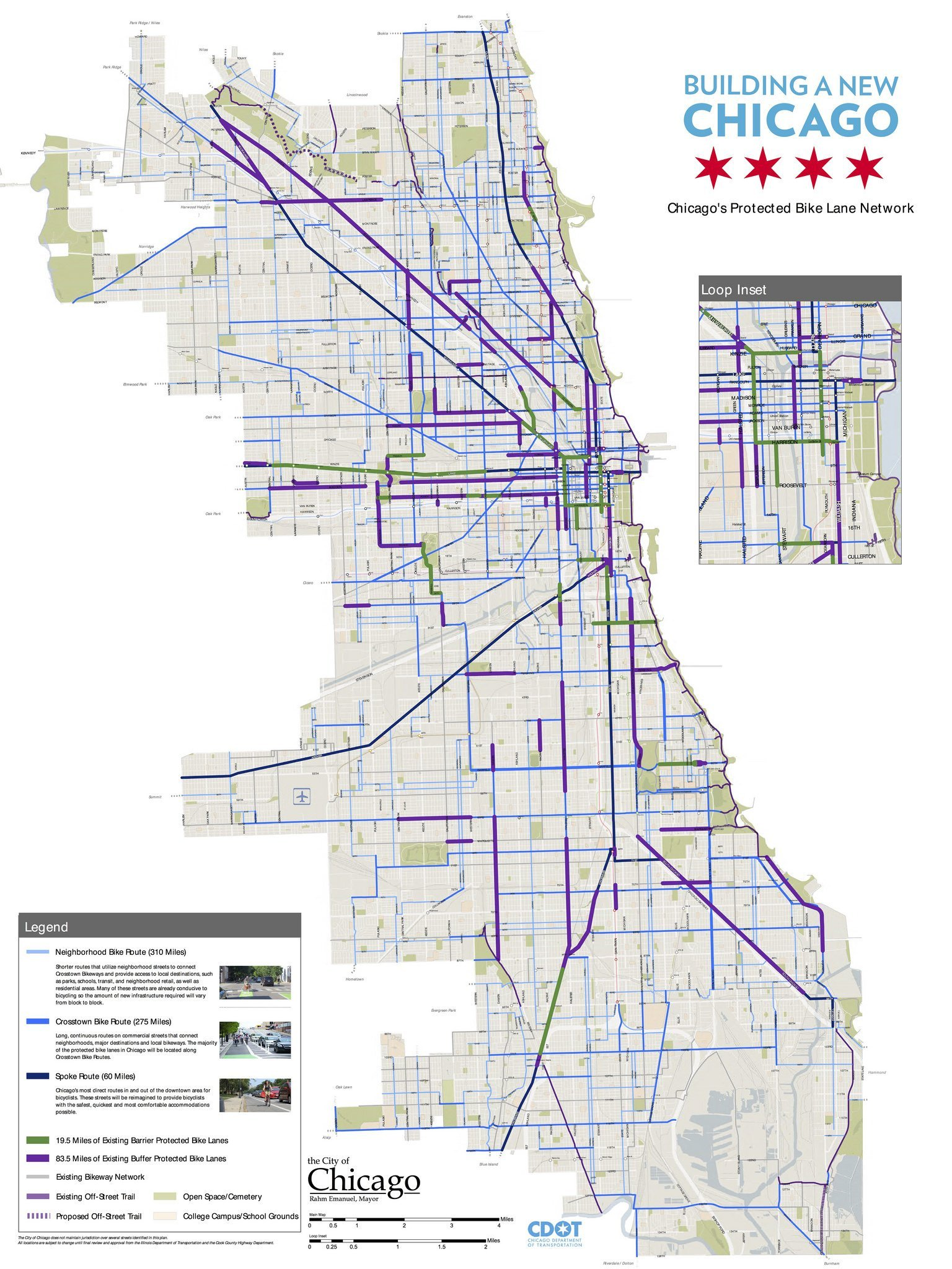 Chicago Might Be Broke Corrupt And ColdBlooded But Its Bike - Chicago map murders