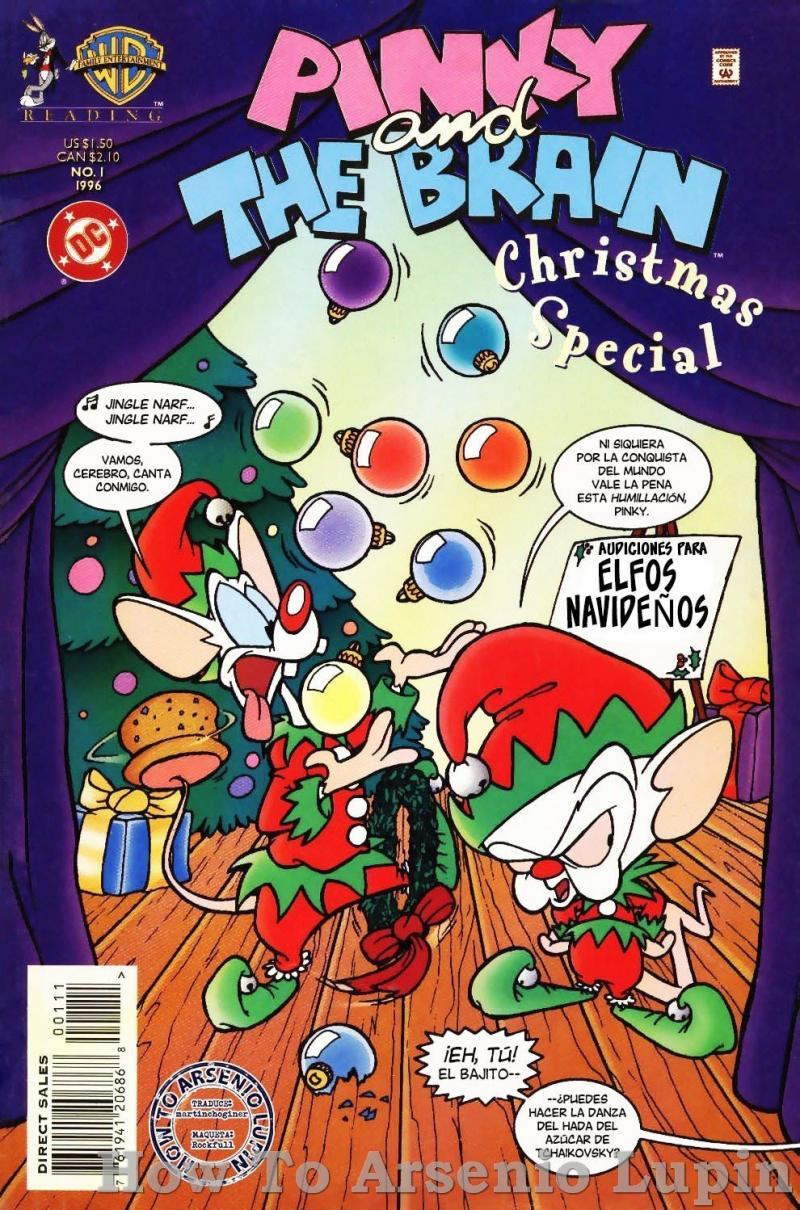 Actualización 15/12/2015: Se agrega el Especial de Navidad de Pinky y Cerebro por Rockfull y martinchoginer.