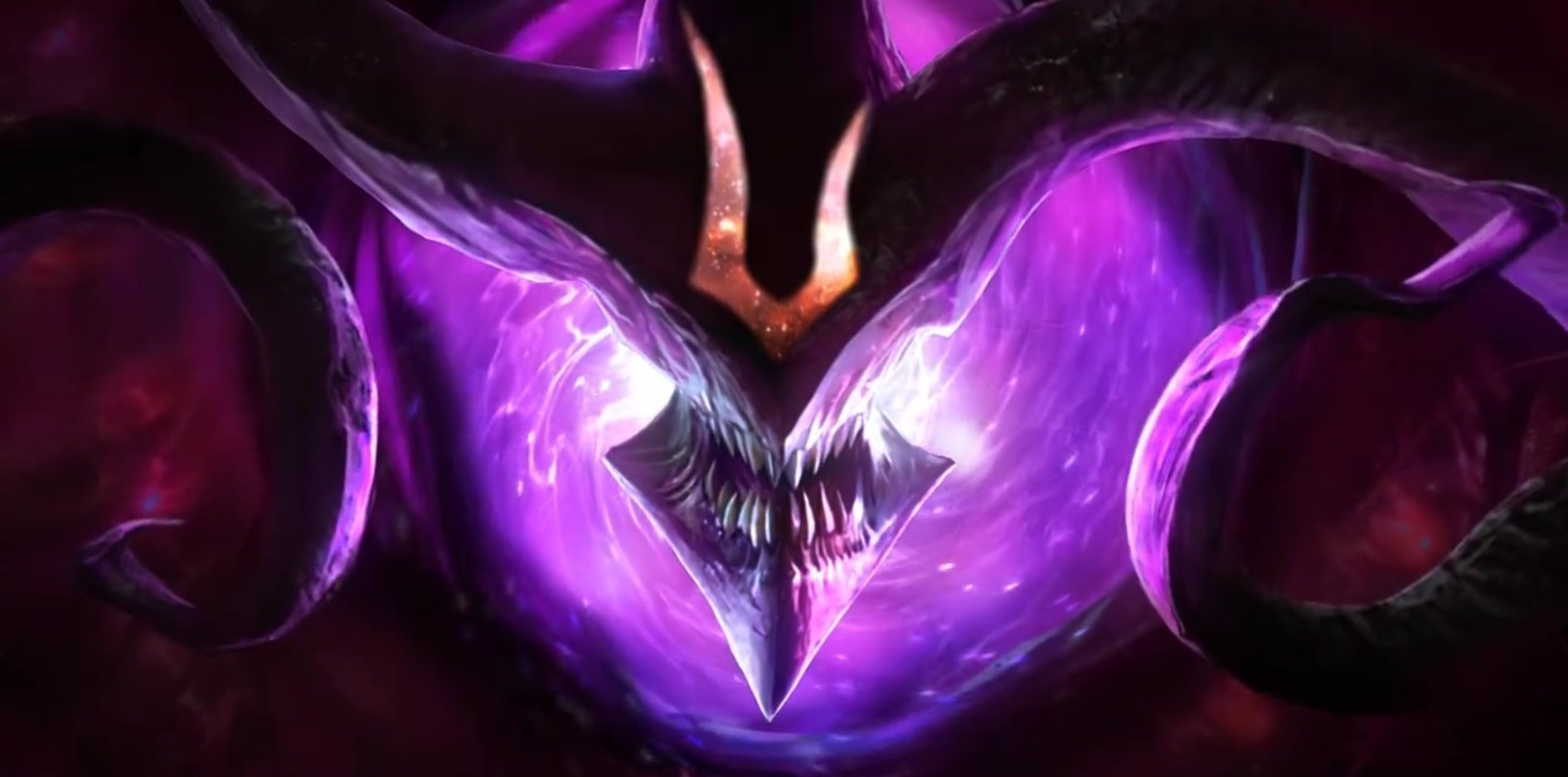 This new Thresh skin looks like it is void themed