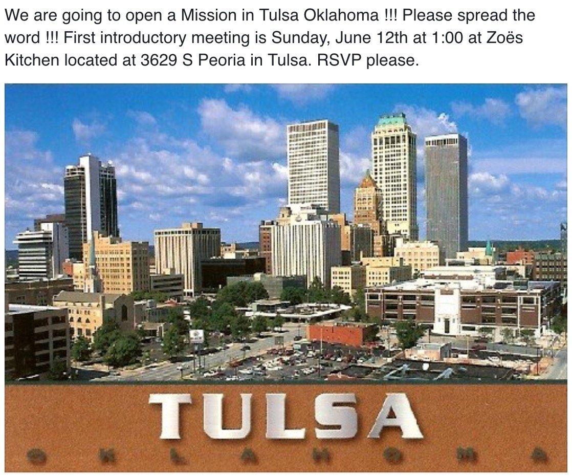 Oklahoma City Limits Menu