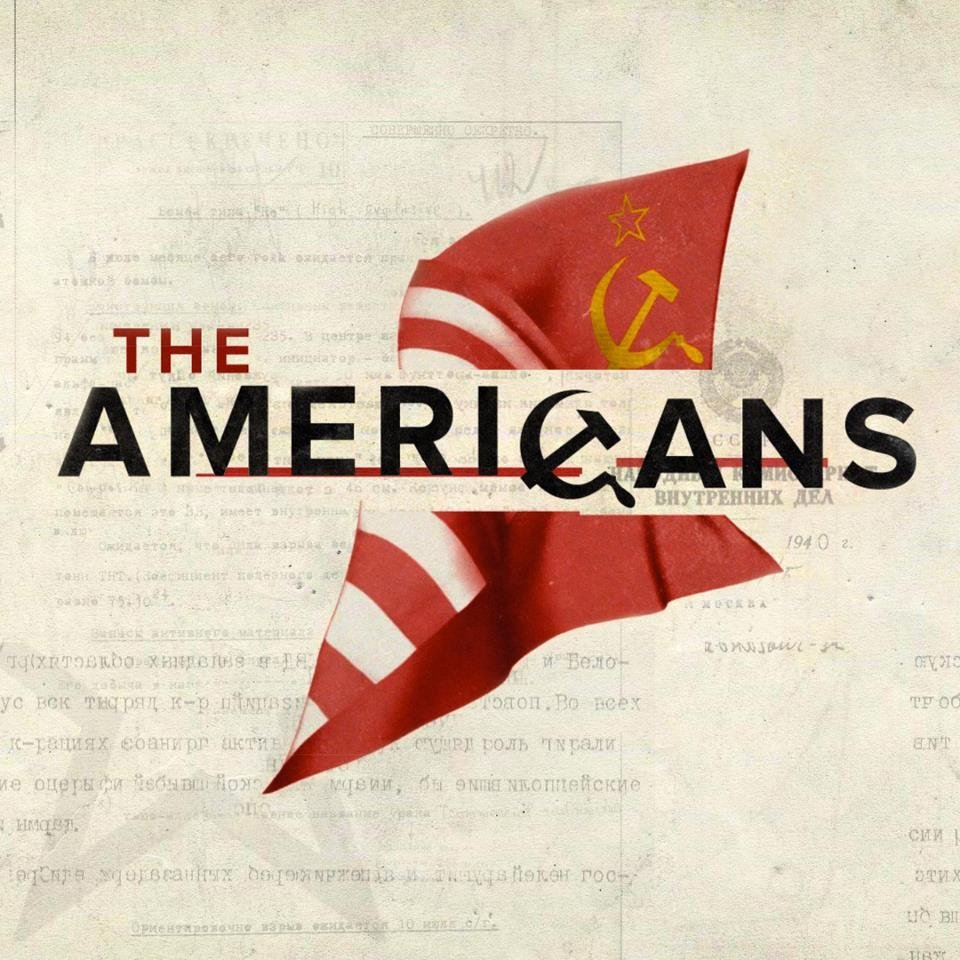 The endgame of 'The Americans' might come down to a flag
