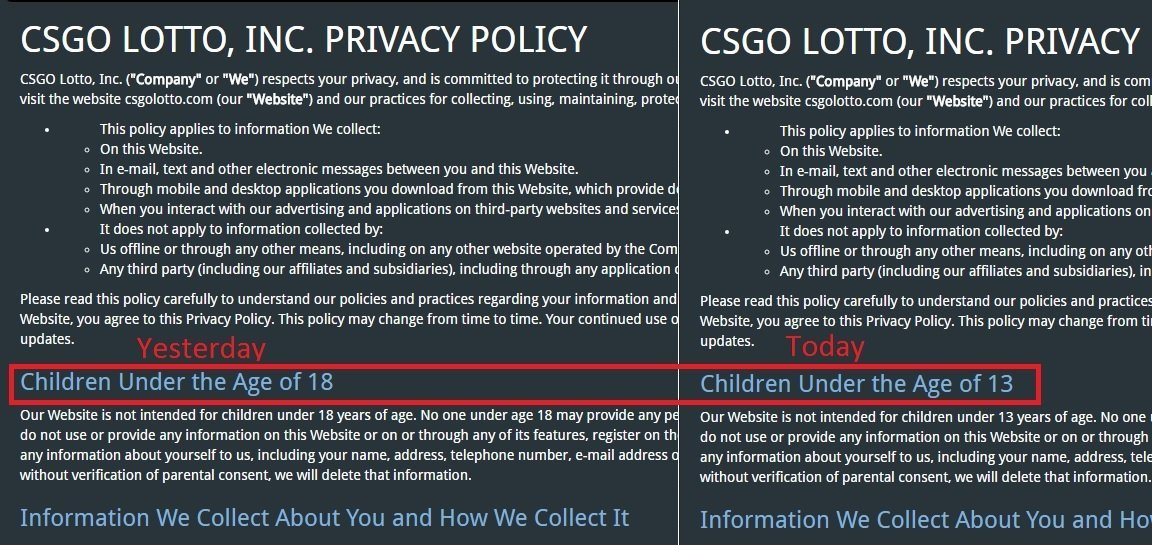 CS:GO Lottery Liar 'Apologizes' For Getting Caught, Deletes It