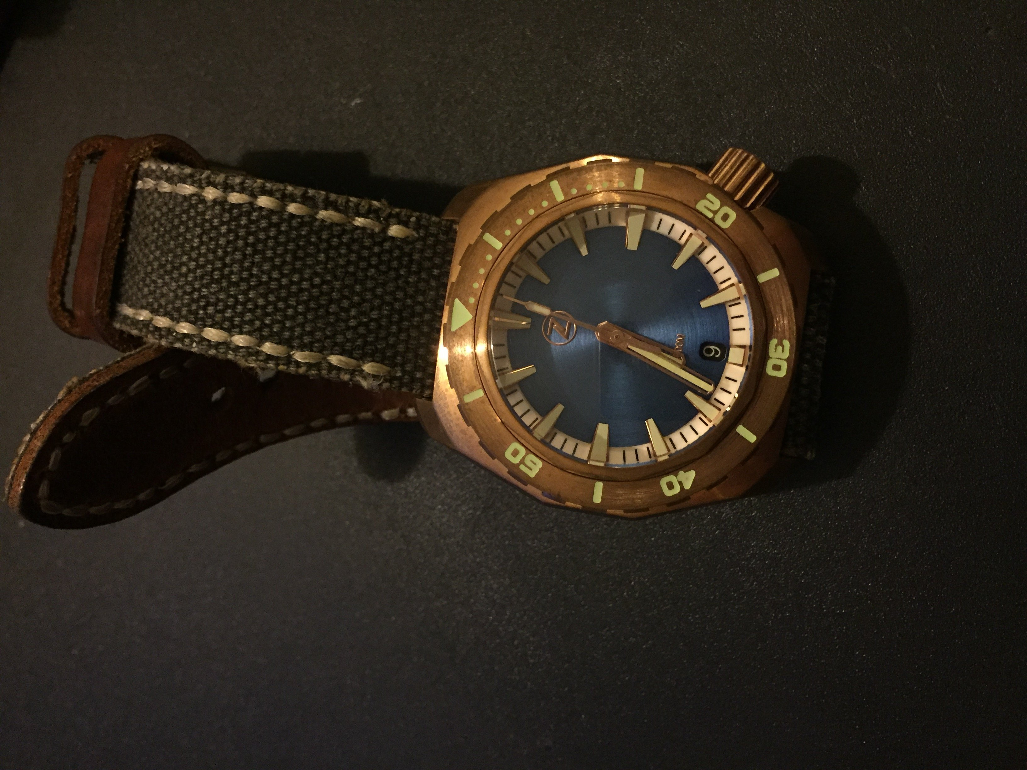 mako comments pepsi orca w watches ii bezel r orient