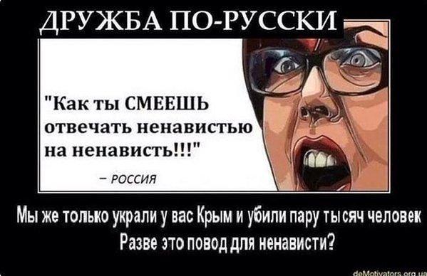 """33% россиян хорошо относятся к Украине, - опрос """"Левада-центра"""" - Цензор.НЕТ 3886"""