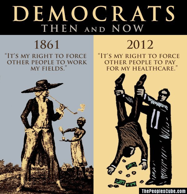 Democrats, Then and Now