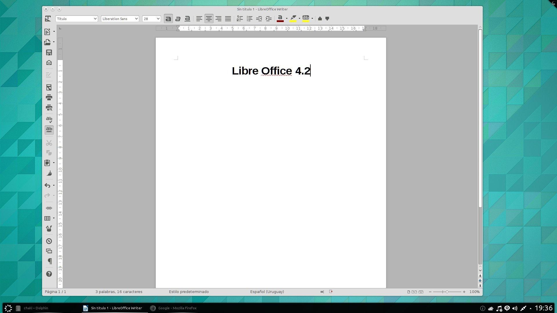 LibreOffice 4.2: la alternativa a Office presenta