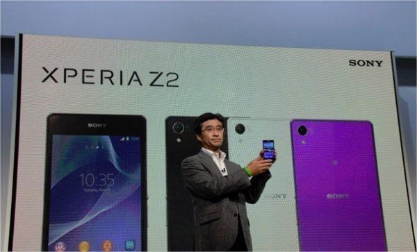 Mwc 2014 de Sony Xperi Z2 yi resmen duyurdu. Z2 resmiyet kazandı.